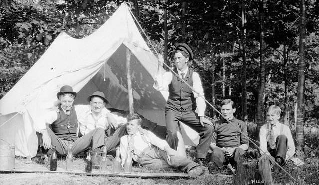 Tips from a veteran camper