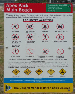 A Boring Beach - no dogs, no nuisance and no nudity!