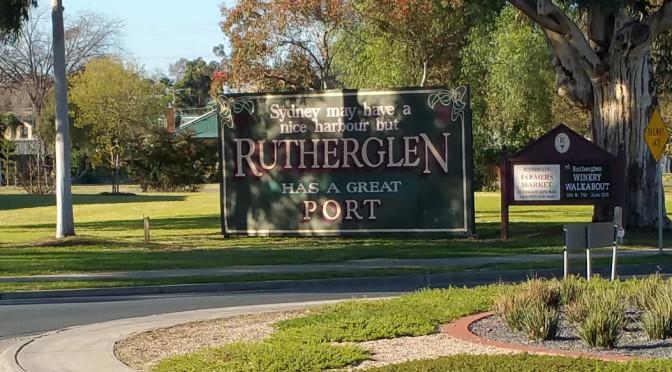 Rutherglen Wines