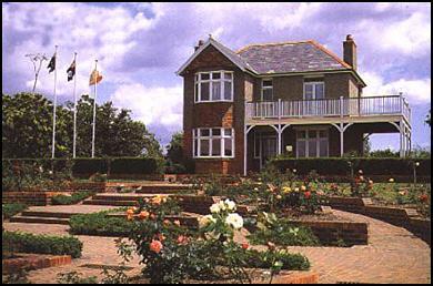 Bert Hinkler's house, Mon Repos is now at Bundaberg