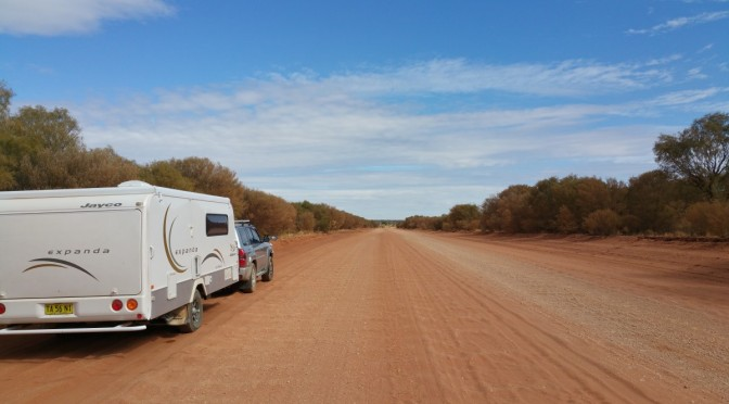 Road to Kings Canyon