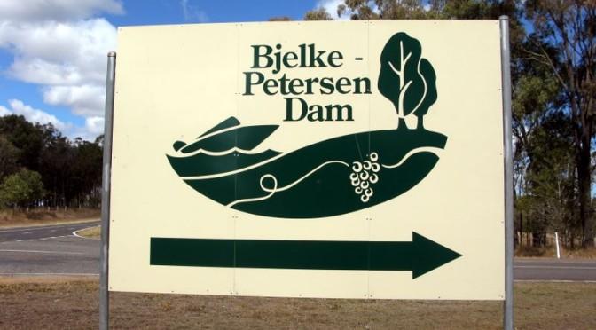 Bjelke Petersen Dam