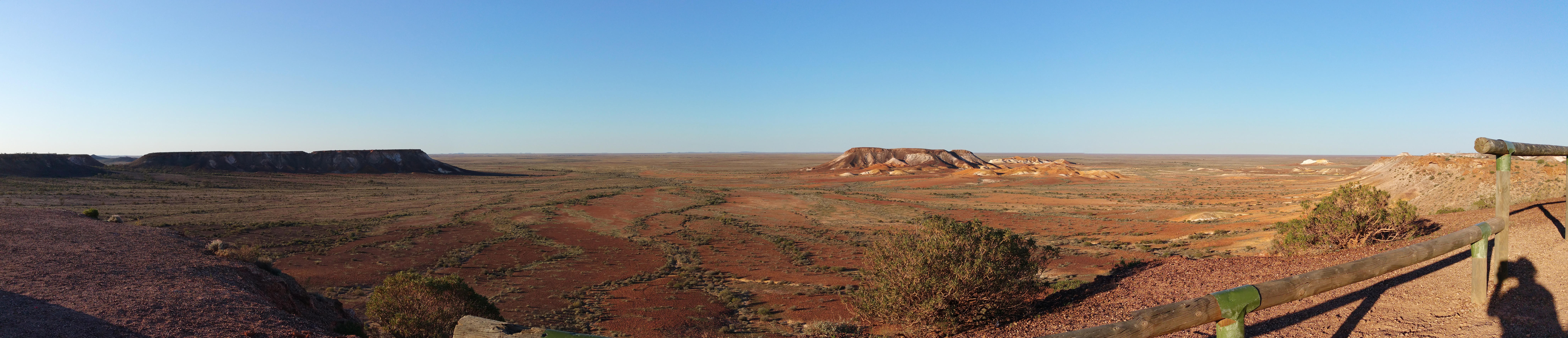 The Breakawys, north of Coober Pedy