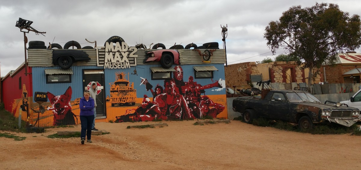 Mad Max Museum in Silverton